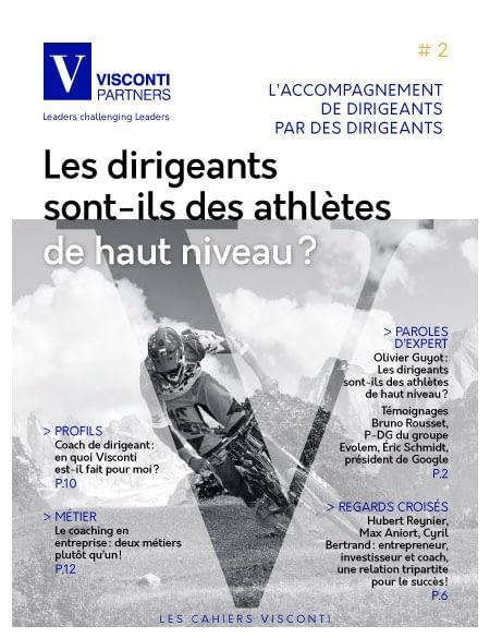 Les dirigeants sont-ils des athlètes de haut niveau ?